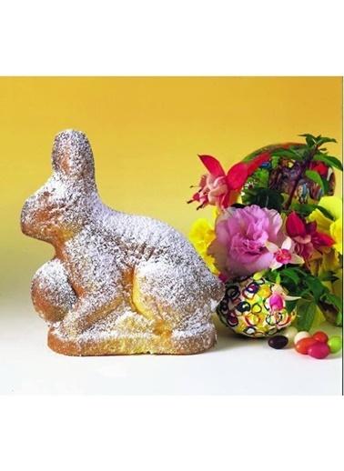 Zenker Zenker 9100 Special Season Yapışmaz Kaplama 3D Tavşan Şekilli Kalıp 21,5 cm Renkli